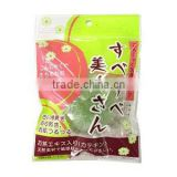 SUBESUBE BIJIN Green Tea Extracct Konnyaku Face Sponge Natural Face Wash