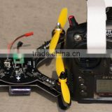 DIY 170mm mini Drone Toys RC Helicopter traversing machine 170mm FPV Drone Walkera runner