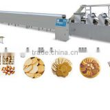 automatic biscuit production line small biscuit making machine