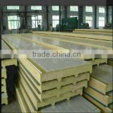 Insulated pu sandwich panel factory price