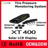 Tire Pressure Monitoring Systems XT-400 Sensitive Sensor Solar & Waterproof and dustproof IPx7