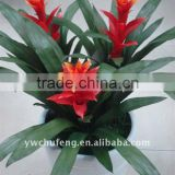 artificial potted flowers silk flower