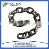 Iron Material and Welded Chain Structure DIN766 Link Chain