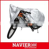 Universal waterproof full size bicycle cover