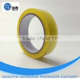 good adhesive power clear yellow bopp adhesive packing tape bopp tape for carton sealing