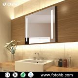 Anti-fog Custom LED Glass Backlit Mirror