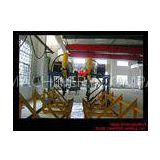 Heavy Duty SAW H Beam Welding Machine LHA Gantry Type 5.5m Rail Span With Moving Trolley