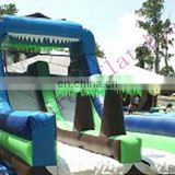 Hot sale giant inflatable water slide WS011