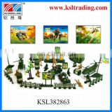 new children plastic military toy for wholesale