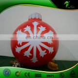 Popular Style Inflatable Christmas Hanging Ball/ Indoor Decoration Ornaments, Snow Ball For Christmas Decoration