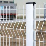 Safe and beautiful Welded Mesh Fence