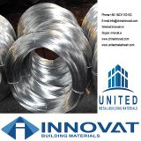 iron steel galvanized wire  with high quality/hot dip galvanized steel wire