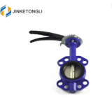 china supply good performance handle wafer lug body butterfly valve