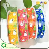 SHECAN decoration material grosgrain ribbon for hair clips
