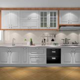 Wood kitchen cabinet price