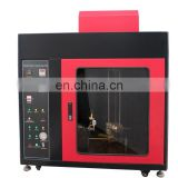 Flammability Tester BXT-ZY2 lab equipment Brunning Test machine Needle Flame Test machine
