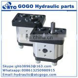 Hydraulic dump truck electric gear pump CBN machine pump