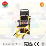 Best selling aluminum alloy medical rescue electric ambulance stretcher dime folding stair climbing