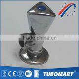 New Technology 1/2 inch 90 degree Zinc Seat Angle Valve for washing machine                                                                                                         Supplier's Choice