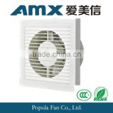 Bathroom Full Plastic Wall Mounted Exhaust Fan for House Use