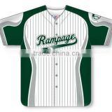 Customized Sports baseball shirts / Sports baseball jerseys / Sports baseball tops with sublimation