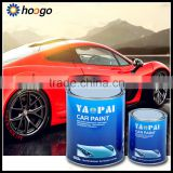 Yaopai 1K acrylic metallic orange car paint