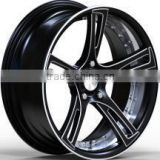 via jwl alloy wheels 5x120 wheels for 19x8.5 BMW alloy wheels