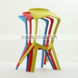 Alibaba china top sell flannelette bar chair bar stool