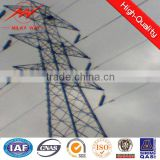 Steel Tube Power Transmission Tower