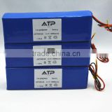 AAAA Quality Original 11.1v 12v 8.8ah 10ah 20ah 30ah Li ion Battery Pack With Outlet and Aluminum Case