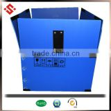 plastic storage box Chinese packaging manufacturer plastic box pp corflute corrugated 100% virgin material