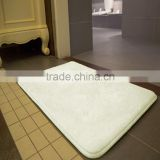 Microfiber bath mat quality shag polyester rugs                                                                                                         Supplier's Choice
