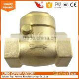 "LB-GutenTop made in china check valve, G3/4"", DN20 Brass non return valve                                                                         Quality Choice"
