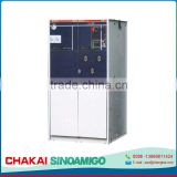 China's fastest growing factory best quality SRM 16-12/24 SF6 gas insulated switchgear(GIS)type of distribution board