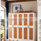 American style children wardrobe kids bedroom furniture cheap sale special offer with in stock