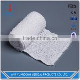 YD hot new products for 2016 cotton yarn bleach medical consumable bandage