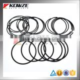 China Factory Auto Parts Piston Ring Set For Mitsubishi Pajero Montero V63 V73 6G72 MD329755