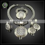 New Arrival 4pcs/set gold plated jewelry set,Anniversary jewelry set ,party jewelry set AHK694                                                                         Quality Choice
