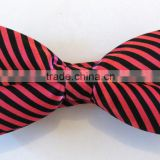Fashion Laides Mens Silk Satin Neck Bow Tie Solid Colour Pre Tied Wholesale Bow Tie BOT2009