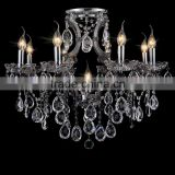 Designer Suspend Lamps Maria Theresa Crystal Chandeliers LED Ceiling Hanging Pendant Lighting CZ6013/9