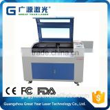 Made in Guangzhou Multifunction Laser Cutting Machine for wood and other non-metallic material