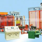WJ-QT8-15 Full Automatic Brick Machine Production Line For Different Hollow And Solid Bricks(CE&UL)