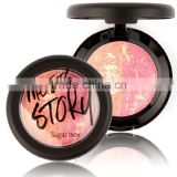 1PCS Top Quality Makeup Baked Blush 8 Colors Blusher Professional Cheek Color