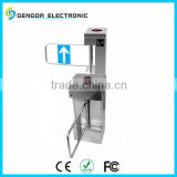 full automatic controller for electric gate double directional swing barrier safety entrance turnstile for parking lots