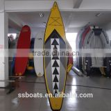 2015 hot sale stand up paddle board/surfing board/inflatable surfboard with leash