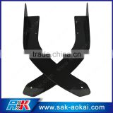 Canard Wing C style carbon fiber lip splitter fit to all cars