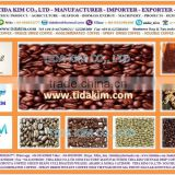 FREEZE DRIED INSTANT COFFEE 100%- AGGLOMERATED ARABICA ROBUSTA VIETNAM SOLUBLE COFFEE TIDA KIM IN BULK OEM- ROASTED COFFEE