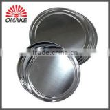 Functional high quality Biscuit Bread Loaf Cake Muffin Pizza Pie aluminium bbq pans