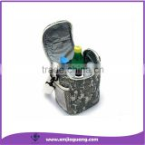 Newest style insulated camouflage breast milk cheap cooler bag