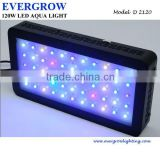 Grow SPS LPS 120W Dimmable Led Coral Reef Aquarium Light